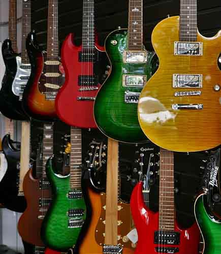 Wall---Solid-Body-Electric-Guitars