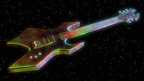Iridescent-Guitar-in-Space