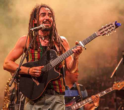 Rastafarian-with-Godin-Guitar