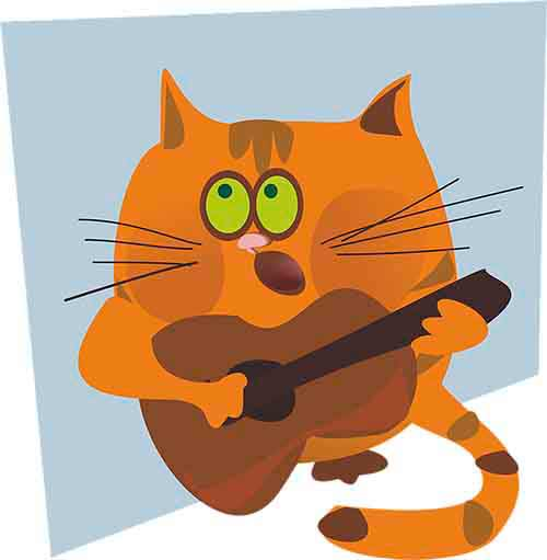 Singing-Cat-Playing-Guitar